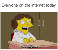 Internet, Star Wars, and Cinco De Mayo: Everyone on the internet today  Im a Star Wars <p>Fo Real! Come on Cinco de Mayo!😂😂😂</p>