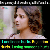 Memes, Loneliness, and 🤖: Everyone says that loves hurts, but that's notrue.  Loneliness hurts. Rejection  Hurts. Losing someone hurts