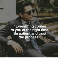 """Adele, Beyonce, and Friends: """"Everything comes  to you at the right time  Be patient and trust  the process.""""  @6AMSUCCESS.· Tag your friends 👇🏼 6amsuccess Everything will come to you at the right time 👌🏼 ➖➖➖➖➖➖➖➖➖➖➖➖ @leomessi @kimkardashian @jlo @adele @ddlovato @katyperry @danbilzerian @kevinhart4real @thenotoriousmma @justintimberlake @taylorswift @beyonce @davidbeckham @selenagomez @therock @thegoodquote @instagram @champagnepapi @cristiano"""