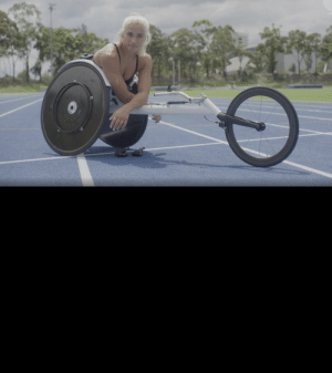 """""""Everything that you are is enough.""""  Australian Para-athlete @madiderozario talks self-confidence as she shares her journey to becoming the most authentic version of herself. #YouCanBeAnything  In partnership with @Barbie. https://t.co/4SvYYmXowg: """"Everything that you are is enough.""""  Australian Para-athlete @madiderozario talks self-confidence as she shares her journey to becoming the most authentic version of herself. #YouCanBeAnything  In partnership with @Barbie. https://t.co/4SvYYmXowg"""