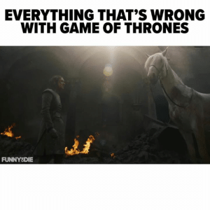 Sing along to this new Game Of Thrones theme song: EVERYTHING THAT'S WRONG  WITH GAME OF THRONES  켜  FUNNYSDIE Sing along to this new Game Of Thrones theme song