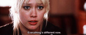 https://iglovequotes.net/: Everything's different now. https://iglovequotes.net/