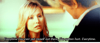 Http, Net, and Href: Everytime Ive ever put myself out there, Ive gotten hurt. Everytime http://iglovequotes.net/
