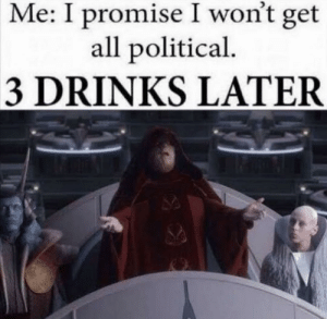 Everytime the Jedi Council has a night out: Everytime the Jedi Council has a night out