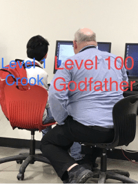 Anaconda, Godfather, and Level: evet 1 Level 100  Godfather