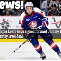 Who's next for the Leafs after Bracco... Brooks? NHLDiscussion Toronto: ews!  aple Leafs have signed forward Jeremy  entry level deal Who's next for the Leafs after Bracco... Brooks? NHLDiscussion Toronto