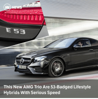 Memes, Lifestyle, and Models: EWS  E S3  S MB 1103  This New AMG Trio Are 53-Badged Lifestyle  Hybrids With Serious Speed Via @carthrottlenews - They may be built for people more interested in posing than performance, but the CLS and E-Class AMG '53' models are hellishly quick