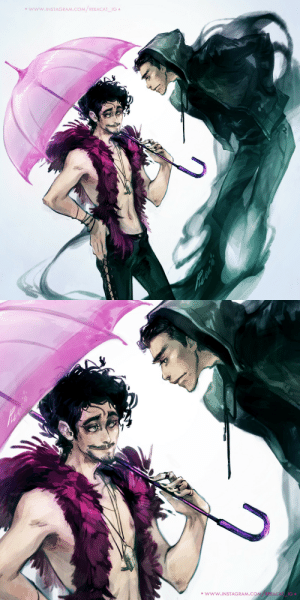 Instagram, Photoshop, and Tumblr: ewwW.INSTAGRAM.COM REEACAT IG   ewwW.INSTAGRAM.COM  /REE . AT IG. reeacat:  More Umbrella Academy.Ben and Kalus.……I want this cold gone. now.…..#umbrellaacademy #klaus #klaushargreeves #digitalart #characterart #photoshop #comicart
