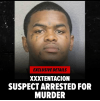 Taken, Old, and Murder: EXCLUSIVE DETAILS  XXXTENTACION  SUSPECT ARRESTED FOR  MURDER According to TMZ, #XXXTentacion's alleged murderer,  22 year old Dedrick Williams has been taken into custody and booked for first degree murder. 👀 @TMZ https://t.co/lK7eX0kfZq