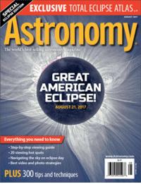 """Tumblr, American, and Best: EXCLUSIVE TOTAL ECLIPSE ATLAS.  Astronomy  The world's best-selling astrononmy magazine  GREAT  AMERICAN  ECLIPSE!  AUGUST 21, 2017  Everything you need to know  Step-by-step viewing guide  . 20 viewing hot spots  Navigating the sky on eclipse day  Best video and photo strategies  www.Astronemy  PLUS 300 tips and techniques <p><a href=""""https://photos-of-space.tumblr.com/post/163070803807/shifting-ice-on-jupiters-moon-could-probe-its"""" class=""""tumblr_blog"""">photos-of-space</a>:</p>  <blockquote><p>Shifting ice on Jupiter's moon could probe its interior</p></blockquote>"""
