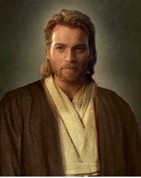 Obi-Wan Kenobi, Dank Christian, and Lord: Excuse me, do you have a moment to talk about our Lord and Savior, Obi Wan Kenobi?