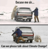 Dank, Change, and 🤖: Excuse me sir...  Can we please talk about Climate Change?