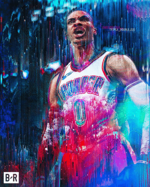 Russ averages a triple-double for the 3rd straight season. Never done before in NBA history.  #WhyNot: EXE  TRİPLE-DOUBLE.EXE  B R Russ averages a triple-double for the 3rd straight season. Never done before in NBA history.  #WhyNot