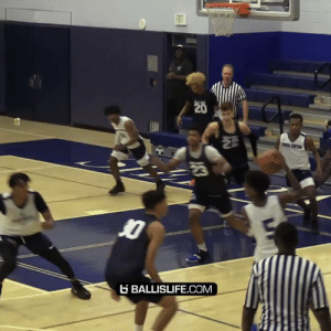 Sierra Canyon seriously put in a dunk show today. https://t.co/g1RqbJQD9P: EXIT  20  BALLISLIFE.COM  83 Sierra Canyon seriously put in a dunk show today. https://t.co/g1RqbJQD9P