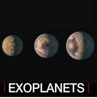"""23 FEB: Hopes of finding extra-terrestrial life, as well as an alternative home for humans, have been given a big boost. Astronomers have detected a record seven Earth-sized planets orbiting a single star, three of which are within the conventional """"habitable"""" zone where life is considered a possibility. The researchers say that all seven could potentially support liquid water on the surface, depending on the other properties of those planets. Find out more: bbc.in-7exoplanets Astronomy Exoplanet Exoplanets Space Nasa Science BBCShorts @BBCShorts @bbcnews: EXO PLANETS 23 FEB: Hopes of finding extra-terrestrial life, as well as an alternative home for humans, have been given a big boost. Astronomers have detected a record seven Earth-sized planets orbiting a single star, three of which are within the conventional """"habitable"""" zone where life is considered a possibility. The researchers say that all seven could potentially support liquid water on the surface, depending on the other properties of those planets. Find out more: bbc.in-7exoplanets Astronomy Exoplanet Exoplanets Space Nasa Science BBCShorts @BBCShorts @bbcnews"""