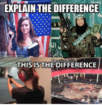 Waifus: EXPLAIN THE DIFFERENCE  pdxprogressiveX/twitter  THIS IS THE DIFFERENCE