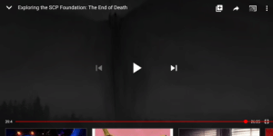 Death, How, and Scp: Exploring the SCP Foundation: The End of Death  LL  26:25  39:4 How and why .