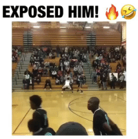 Wow: EXPOSED HIM! Wow