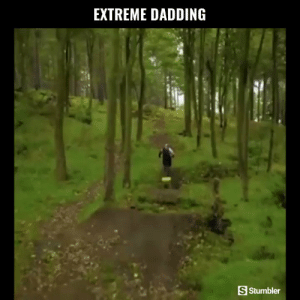 Funny, Memes, and Videos: EXTREME DADDING  S Stumbler RT @StumblerFunny: For more funny videos follow @StumblerFunny or visit https://t.co/wXxwph26cH https://t.co/W8oezaGteh