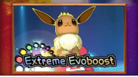 I have a mighty need: Extreme Evoboost I have a mighty need