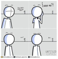 Miscommunication: Exwse ne  Hey ig your  Stupid say  what  what?  Shit...  UNTITLED  COMICS  untitledWebcomic tUntitled-webcomic UntitledComics Miscommunication