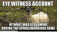 The Screamer!