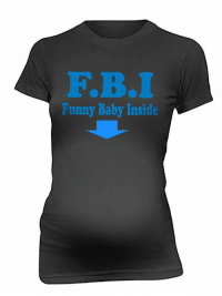 Funny, Tumblr, and Blog: F.B.  Funny Baby Inside acoolguy:my mom wore this when i was in the womb forcing me to become the man i am today