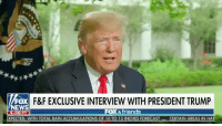Friends, News, and Forecast: F&E EXCLUSIVE INTERVIEW WITH PRESIDENT TRUMP  FOX &friends  FOX  NEWS  4:38 PT  XPECTED, WITH TOTAL RAIN ACCUMULATIONS OF 10 TO 15 INCHES FORECAST... CERTAIN AREAS IN HA I don't think anyone has ever done what WE have done in such a short amount of time. A-PLUS!
