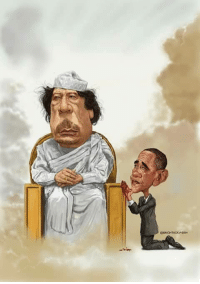 Abraham Lincoln, Africa, and Bill Clinton: f'  GMIGHTACKWIRH Ghadafi was buried on 25th October, 2011. Interesting Facts About Libya under Gadafi  Posted by The Reunion Black Family on June 6, 2011 at 7:15 AM  16 REAL REASONS WHY COL. GADDAFI WAS KILLED: 1. There is no electricity bill in Libya, electricity is free for all its citizens. 2. There is no interest on loans, banks in Libya are state-owned and loans given to all its citizens at 0% interest by law. 3. Home considered a human right in Libya – Gaddafi vowed that his parents would not get a house until everyone in Libya had a home. Gaddafi's father has died while him, his wife and his mother are still living in a tent. 4. All newlyweds in Libya receive $60,000 Dinar (US$ 50,000 ) by the government to buy their first apartment so to help start up the family.  5. Education and medical treatments are free in Libya. Before Gaddafi only 25% of Libyans are literate. Today the figure is 83%.  6. If Libyans want to take up farming career, they would receive farm land, a farming house, equipment, seeds and livestock to kick- start their farms – all for free.  7. If Libyans cannot find the education or medical facilities they need in Libya, the government funds them to go abroad for it – not only free but they get US $2, 300/mth accommodation and car allowance.  8. In Libyan, if a Libyan buys a car, the government subsidized 50% of the price.  9. The price of petrol in Libya is $0. 14 per liter.  10. Libya has no external debt and its reserves amount to $150 billion – now frozen globally.  11. If a Libyan is unable to get employment after graduation the state would pay the average salary of the profession as if he or she is employed until employment is found.  12. A portion of Libyan oil sale is, credited directly to the bank accounts of all Libyan citizens.  13. A mother who gave birth to a child receive US $5 ,000  14. 40 loaves of bread in Libya costs $ 0.15  15. 25% of Libyans have a university degree  16. Gaddafi carried out the world's largest irrigation project, known as the Great Man- Made River project, to make water readily available throughout the desert country.  Interesting Facts About Libya under Gadafi  http://www.reunionblackfamily.com/apps/blog/show/7302175-interesting-facts-about-libya-under-gadafi  The Reason Why West's War on Gadafi and Libya  Posted by The Reunion Black Family on June 1, 2011 at 2:42 PM  It was Gaddafi's Libya that offered all of Africa its first revolution in modern times – connecting the entire continent by telephone, television, radio broadcasting and several other technological applications such as telemedicine and distance teaching. And thanks to the WMAX radio bridge, a low cost connection was made available across the continent, including in rural areas. It began in 1992, when 45 African nations established RASCOM (Regional African Satellite Communication Organization) so that Africa would have its own satellite and slash communication costs in the continent. This was a time when phone calls to and from Africa were the most expensive in the world because of the annual US$500 million fee pocketed by Europe for the use of its satellites like Intelsat for phone conversations, including those within the same country. An African satellite only cost a onetime payment of US$400 million and the continent no longer had to pay a US$500 million annual lease. Which banker wouldn't finance such a project? But the problem remained – how can slaves, seeking to free themselves from their master's exploitation ask the master's help to achieve that freedom? Not surprisingly, the World Bank, the International Monetary Fund, the USA, Europe only made vague promises for 14 years. Gaddafi put an end to these futile pleas to the western 'benefactors' with their exorbitant interest rates. The Libyan guide put US$300 million on the table; the African Development Bank added US$50 million more and the West African Development Bank a further US$27 million – and that's how Africa got its first communications satellite on 26 December 2007. China and Russia followed suit and shared their technology and helped launch satellites for South Africa, Nigeria, Angola, Algeria and a second African satellite was launched in July 2010. The first totally indigenously built satellite and manufactured on African soil, in Algeria, is set for 2020. This satellite is aimed at competing with the best in the world, but at ten times less the cost, a real challenge. This is how a symbolic gesture of a mere US$300 million changed the life of an entire continent. Gaddafi's Libya cost the West, not just depriving it of US$500 million per year but the billions of dollars in debt and interest that the initial loan would generate for years to come and in an exponential manner, thereby helping maintain an occult system in order to plunder the continent. African Monetary Fund, African Central Bank, African Investment Bank The US$30 billion frozen by Mr Obama belong to the Libyan Central Bank and had been earmarked as the Libyan contribution to three key projects which would add the finishing touches to the African federation – the African Investment Bank in Syrte, Libya, the establishment in 2011 of the African Monetary Fund to be based in Yaounde with a US$42 billion capital fund and the Abuja-based African Central Bank in Nigeria which when it starts printing African money will ring the death knell for the CFA franc through which Paris has been able to maintain its hold on some African countries for the last fifty years. It is easy to understand the French wrath against Gaddafi. The African Monetary Fund is expected to totally supplant the African activities of the International Monetary Fund which, with only US$25 billion, was able to bring an entire continent to its knees and make it swallow questionable privatisation like forcing African countries to move from public to private monopolies. No surprise then that on 16-17 December 2010, the Africans unanimously rejected attempts by Western countries to join the African Monetary Fund, saying it was open only to African nations. It is increasingly obvious that after Libya, the western coalition will go after Algeria, because apart from its huge energy resources, the country has cash reserves of around €150 billion. This is what lures the countries that are bombing Libya and they all have one thing in common – they are practically bankrupt. The USA alone, has a staggering debt of $US14,000 billion, France, Great Britain and Italy each have a US$2,000 billion public deficit compared to less than US$400 billion in public debt for 46 African countries combined. Inciting spurious wars in Africa in the hope that this will revitalise their economies which are sinking ever more into the doldrums will ultimately hasten the western decline which actually began in 1884 during the notorious Berlin Conference. As the American economist Adam Smith predicted in 1865 when he publicly backed Abraham Lincoln for the abolition of slavery, 'the economy of any country which relies on the slavery of blacks is destined to descend into hell the day those countries awaken'. Regional Unity as an Obstacle to the Creation of a United States of Africa To destabilise and destroy the African union which was veering dangerously (for the West) towards a United States of Africa under the guiding hand of Gaddafi, the European Union first tried, unsuccessfully, to create the Union for the Mediterranean (UPM). North Africa somehow had to be cut off from the rest of Africa, using the old tired racist clichés of the 18th and 19th centuries ,which claimed that Africans of Arab origin were more evolved and civilised than the rest of the continent. This failed because Gaddafi refused to buy into it. He soon understood what game was being played when only a handful of African countries were invited to join the Mediterranean grouping without informing the African Union but inviting all 27 members of the European Union. Without the driving force behind the African Federation, the UPM failed even before it began, still-born with Sarkozy as president and Mubarak as vice president. The French foreign minister, Alain Juppe is now attempting to re-launch the idea, banking no doubt on the fall of Gaddafi. What African leaders fail to understand is that as long as the European Union continues to finance the African Union, the status quo will remain, because no real independence. This is why the European Union has encouraged and financed regional groupings in Africa. It is obvious that the West African Economic Community (ECOWAS), which has an embassy in Brussels and depends for the bulk of its funding on the European Union, is a vociferous opponent to the African federation. That's why Lincoln fought in the US war of secession because the moment a group of countries come together in a regional political organisation, it weakens the main group. That is what Europe wanted and the Africans have never understood the game plan, creating a plethora of regional groupings, COMESA, UDEAC, SADC, and the Great Maghreb which never saw the light of day thanks to Gaddafi who understood what was happening. Gaddafi, the African Who Cleansed the Continent from the Humiliation of Apartheid For most Africans, Gaddafi is a generous man, a humanist, known for his unselfish support for the struggle against the racist regime in South Africa. If he had been an egotist, he wouldn't have risked the wrath of the West to help the ANC both militarily and financially in the fight against apartheid. This was why Mandela, soon after his release from 27 years in jail, decided to break the UN embargo and travel to Libya on 23 October 1997. For five long years, no plane could touch down in Libya because of the embargo. One needed to take a plane to the Tunisian city of Jerba and continue by road for five hours to reach Ben Gardane, cross the border and continue on a desert road for three hours before reaching Tripoli. The other solution was to go through Malta, and take a night ferry on ill-maintained boats to the Libyan coast. A hellish journey for a whole people, simply to punish one man. Mandela didn't mince his words when the former US president Bill Clinton said the visit was an 'unwelcome' one – 'No country can claim to be the policeman of the world and no state can dictate to another what it should do'. He added – 'Those that yesterday were friends of our enemies have the gall today to tell me not to visit my brother Gaddafi, they are advising us to be ungrateful and forget our friends of the past.' Indeed, the West still considered the South African racists to be their brothers who needed to be protected. That's why the members of the ANC, including Nelson Mandela, were considered to be dangerous terrorists. It was only on 2 July 2008, that the US Congress finally voted a law to remove the name of Nelson Mandela and his ANC comrades from their black list, not because they realised how stupid that list was but because they wanted to mark Mandela's 90th birthday. If the West was truly sorry for its past support for Mandela's enemies and really sincere when they name streets and places after him, how can they continue to wage war against someone who helped Mandela and his people to be victorious, Gaddafi? Are Those Who Want to Export Democracy Themselves Democrats? And what if Gaddafi's Libya were more democratic than the USA, France, Britain and other countries waging war to export democracy to Libya? On 19 March 2003, President George Bush began bombing Iraq under the pretext of bringing democracy. On 19 March 2011, exactly eight years later to the day, it was the French president's turn to rain down bombs over Libya, once again claiming it was to bring democracy. Nobel peace prize-winner and US President Obama says unleashing cruise missiles from submarines is to oust the dictator and introduce democracy. The question that anyone with even minimum intelligence cannot help asking is the following: Are countries like France, England, the USA, Italy, Norway, Denmark, Poland who defend their right to bomb Libya on the strength of their self proclaimed democratic status really democratic? If yes, are they more democratic than Gaddafi's Libya? The answer in fact is a resounding NO, for the plain and simple reason that democracy doesn't exist. This isn't a personal opinion, but a quote from someone whose native town Geneva, hosts the bulk of UN institutions. The quote is from Jean Jacques Rousseau, born in Geneva in 1712 and who writes in chapter four of the third book of the famous Social Contract that 'there never was a true democracy and there never will be.' Rousseau sets out the following four conditions for a country to be labelled a democracy and according to these Gaddafi's Libya is far more democratic than the USA, France and the others claiming to export democracy: 1. The State: The bigger a country, the less democratic it can be. According to Rousseau, the state has to be extremely small so that people can come together and know each other. Before asking people to vote, one must ensure that everybody knows everyone else, otherwise voting will be an act without any democratic basis, a simulacrum of democracy to elect a dictator. The Libyan state is based on a system of tribal allegiances, which by definition group people together in small entities. The democratic spirit is much more present in a tribe, a village than in a big country, simply because people know each other, share a common life rhythm which involves a kind of self-regulation or even self-censorship in that the reactions and counter reactions of other members impacts on the group. From this perspective, it would appear that Libya fits Rousseau's conditions better than the USA, France and Great Britain, all highly urbanised societies where most neighbours don't even say hello to each other and therefore don't know each other even if they have lived side by side for twenty years. These countries leapfrogged leaped into the next stage – 'the vote' – which has been cleverly sanctified to obfuscate the fact that voting on the future of the country is useless if the voter doesn't know the other citizens. This has been pushed to ridiculous limits with voting rights being given to people living abroad. Communicating with and amongst each other is a precondition for any democratic debate before an election.  http://www.reunionblackfamily.com/apps/blog/show/7253347-the-reason-why-west-s-war-on-gadafi-and-libya