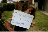 Think, Youre, and F It: f it counts  think youre  Beautifv