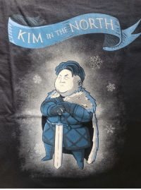 Kim, In-The-North, and The: f/M IN THE NORTH <p>The Kim in the north</p>