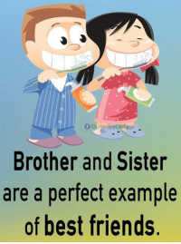 25+ Best Brother-And-Sisters Memes | Brother and Sister