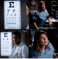 [ 7x16 ] 😂😂 Alex aka the moron 😅 - - - greysanatomy merlex alexsmeredith meredithgrey alexkarev ellenpompeo justinchambers: F P 2  L P E D 4  PECFD5  ELOPZD7  8  Meredith D. C P.I  ou're blind. Shut up.  alexsmeredith  7x16  F P 2  L PED 4  7  8  ETER M  Can you even see me?  Yeah, and you look like a real moron [ 7x16 ] 😂😂 Alex aka the moron 😅 - - - greysanatomy merlex alexsmeredith meredithgrey alexkarev ellenpompeo justinchambers