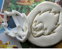 Cookies, Finals, and Memes: F5.comr proud sayian  *Vegeta* Now you can finally make a badass cookies