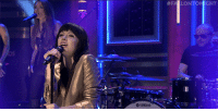 """Carly Rae Jepsen, Run, and Target:  #FA LONTO, GHT  OYAMAHA <p>Get ready to dance: <a href=""""http://www.nbc.com/the-tonight-show/video/carly-rae-jepsen-run-away-with-me/2893209"""" target=""""_blank"""">Carly Rae Jepsenperforms &ldquo;Run Away with Me&rdquo;</a>!<br/></p>"""
