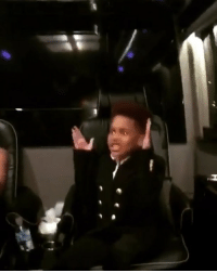 Fabolous, Memes, and Party: Fabolous' kids were turnt up on the way to Diddy's NewYearsEve Party 😂🎉🤘 @myfabolouslife @worldstar WSHH
