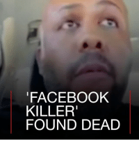 Facebook, Life, and Memes: FACEBOOK  KILLER  FOUND DEAD 18 APR: Police say a US man suspected of randomly shooting a grandfather on an Ohio street and posting video of the killing to Facebook has taken his own life. More: bbc.in-facebookshooter Stephens Facebook Shooter Suspect Cleveland Ohio Pennsylvania Erie BBCShorts BBCNews @BBCNews