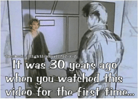 Facebook, Memes, and Videos: facebook  M Eighties MusicForever  was 30 years ago  when you watch od sihic  video  for the first timea