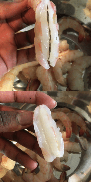facelesskinkyblackguyblog:  adorn88:  null-al-ghul:  lordeeris:  thatpettyblackgirl:    Food Tip: If you ever see this black vein in shrimp…Do not eat it! This is the feces from the shrimp. Make sure you always devein it!  Reblog to Save A Life  lol    I eat ass… This is nothing.  @lordeeris  oh my   @tarynel LMFAO  : facelesskinkyblackguyblog:  adorn88:  null-al-ghul:  lordeeris:  thatpettyblackgirl:    Food Tip: If you ever see this black vein in shrimp…Do not eat it! This is the feces from the shrimp. Make sure you always devein it!  Reblog to Save A Life  lol    I eat ass… This is nothing.  @lordeeris  oh my   @tarynel LMFAO