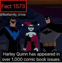 "Fanatic, Love, and Memes: Fact 1573  a Batfamily trivia  Harley Quinn has appeared in  over 1,000 comic book issues. Possibly Spoiler Review of Guardians of the Galaxy Vol. 2: Marvel's 2017 GOTG is high on everyone's most anticipated film list. I personally only ""like"" the first Guardians. So when the sequel came around I was decided to give the guardians another shot. I went into the film, totally forgetting everyone's opinion on the Guardians, including myself. The first hour of the film, it seemed a little dull for me at first. But at the same time I think it didn't hurt the film narrative wise. This being a sequel we already know the personalities of these misfits. The film soon started to pick up and I was starting to get really interested. And then, all of hades breaks loose. That plot twist, now when I was a marvel fanatic I purposely stayed away from Space Lore so Guardians is a blind spot for me. But then the twist happened, the characters became so expressive with their emotions and the CGI was phenomenal! The story got super interesting now, the characters had a mission, a motive. And that ending... oh my gosh James Gunn you took a character I wasn't too thrilled on and made him relatable. Made his sacrifice a noble and oh... its like the first marvel movie that legit made me feel emotion. I can't give a rating now, but man. That's it. I love The Guardians of the Galaxy! batman75 starlord gotgvol2 harleyquinn"