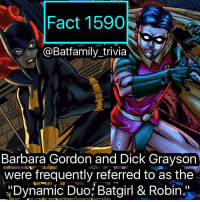 """Jason Todd RedHood Gameplay for injustice2 has been released. Well with spanish subtitles. He looks interesting for Injustice, I know they try not to clone characters so I'm hoping his move set changes things up. batman75 batman Robin dickgrayson barbaragordon batgirl dc: Fact 1590  @Batfamily trivia  Barbara Gordon and Dick Grayson  were frequently referred to as the  """"Dynamic Duo Batgirl & Robin Jason Todd RedHood Gameplay for injustice2 has been released. Well with spanish subtitles. He looks interesting for Injustice, I know they try not to clone characters so I'm hoping his move set changes things up. batman75 batman Robin dickgrayson barbaragordon batgirl dc"""