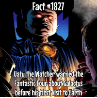 Really loving ecslondon CSGO! Such a great atmosphere: Fact #1827  Uatu the Watcher warnedsth  FantasticeFour about Galactus  before hisfirstvisit tO Earth Really loving ecslondon CSGO! Such a great atmosphere