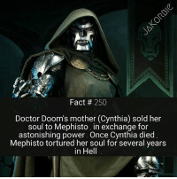 Let's settle this - who's the best villain in Marvel history ?🤔 - - - Marvel Comics DoctorDoom DoctorStrange Mephisto Avengers IronMan CaptainAmerica Spiderman Hulk Thor BlackPanther BlackWidow ScarletWitch Wolverine MarvelCinematicUniverse MarvelComics: Fact 250  Doctor Dooms mother (Cynthia) sold her  soul to Mephisto, in exchange for  astonishing power. Once Cynthia died  Mephisto tortured her soul for several years  in Hell Let's settle this - who's the best villain in Marvel history ?🤔 - - - Marvel Comics DoctorDoom DoctorStrange Mephisto Avengers IronMan CaptainAmerica Spiderman Hulk Thor BlackPanther BlackWidow ScarletWitch Wolverine MarvelCinematicUniverse MarvelComics