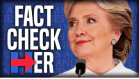 Fact-Checking Hillary Clinton's Presidential Debate Lies http://ow.ly/YLAn305o4TT: FACT  CHECK Fact-Checking Hillary Clinton's Presidential Debate Lies http://ow.ly/YLAn305o4TT