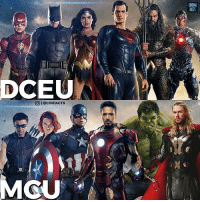Batman, Facts, and Memes: FACTS  DCEU  OI@CINFACTS  MGU Comment Below! What do you choose? - civilwar comicbooks tonystark ironman marvel hulk thor marvelmovies blackwidow hawkeye captainamerica steverogers robertdowneyjr superhero marvelcomics marveluniverse cinema_facts avengers spiderman avengers batman justiceleague superman wonderwoman flash aquaman cyborg dccomics dceu mcu
