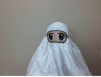 Anime, Boo, and Target: fadeintocase:  tentaclesuckle:  weeaboo   i glanced at this and thought it was like some strange anime burqa
