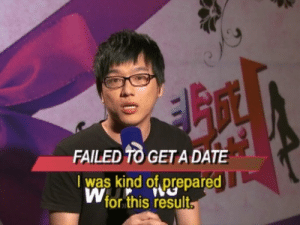 Date, This, and  Prepared: FAILED TO GETA DATE  I was kind of prepared  Wfor this result