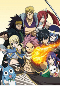 """Fairy Tail Anime """"Final Season"""" Due in 2018! - Hiro Mashima announced today on his Twitter account that the final season of Fairy Tail will air in 2018!: Fairy Tail Anime """"Final Season"""" Due in 2018! - Hiro Mashima announced today on his Twitter account that the final season of Fairy Tail will air in 2018!"""