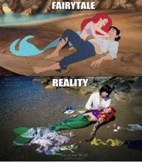 Not funny...: FAIRYTALE  ad  REALITY  @marta.garofalo ph  @imrielcosplay  Part of your Worl  cosplay4oceanproject Not funny...