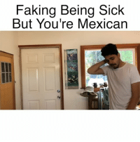 This never works for me 😣 Follow my other account @mrchuy0123 for more mexican funny videos! 😂 @mrchuy0123 MexicansProblemas: Faking Being Sick  But You're Mexican This never works for me 😣 Follow my other account @mrchuy0123 for more mexican funny videos! 😂 @mrchuy0123 MexicansProblemas